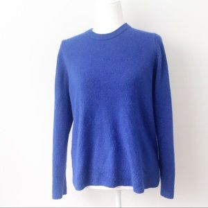 Old Navy blue sweater size L
